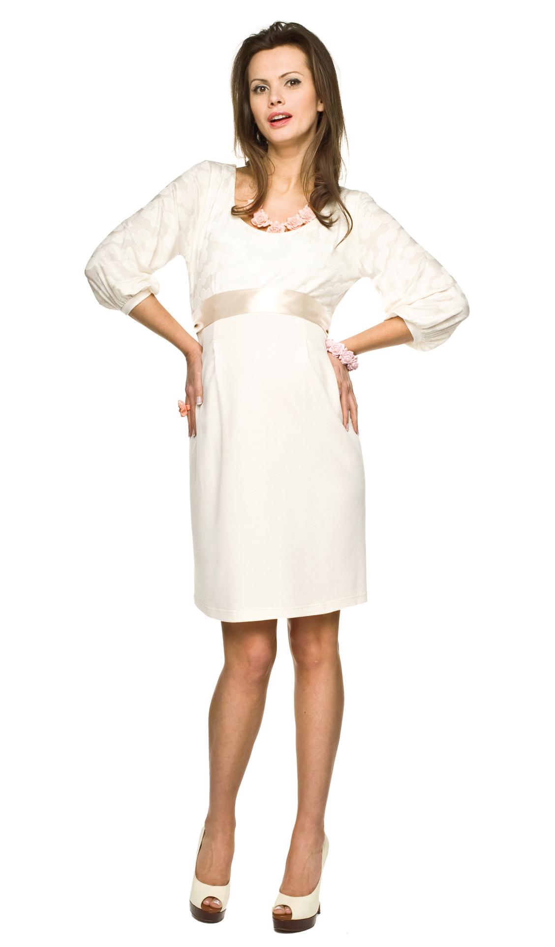Umstandsmode Schwangerschaftskleid Umstandskleid festliches Kleid ...